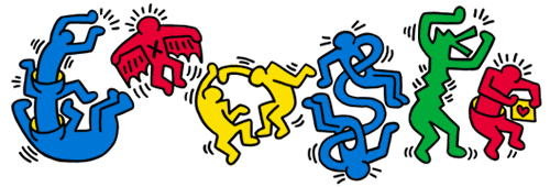 Keith Haring's 54th birthday. Courtesy of the Keith Haring Foundation. (com.bn)